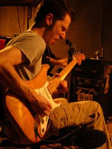 Geo Leonard Guitar